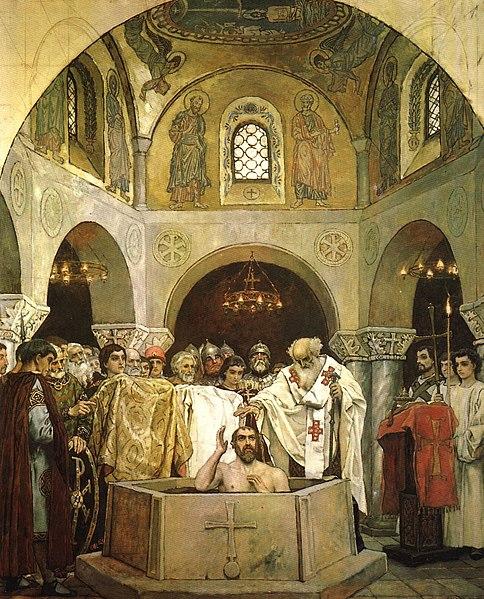 Ukraine Metropolit Onufrij Betont Anlässlich Der Taufe Der