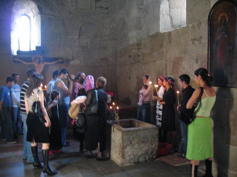 Georgien Verfassungsgericht Hebt Privilegien Für Orthodoxe